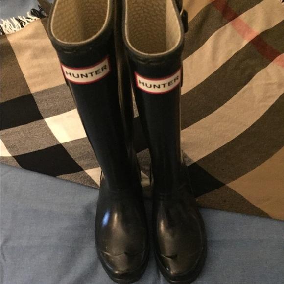 Reduced  Women s Hunter Adjustable Calf Rain Boot a6858df18b